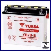 Bateria Yuasa Yb7b-b Xr200 Cbx200 Nx350 Xt225 Neo125 Nx150