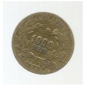 Moeda 1000 Reis 1925 Lote 779