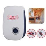 20 Piezas Repelente Electrico Mosquitos Ratas Cucarachas Ult