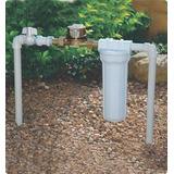 Filtro Água Completo Para Caixa Dágua - Cavalete De Entrada