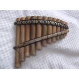 Panflute- Flautas Shekinah-12 Tubos Do+