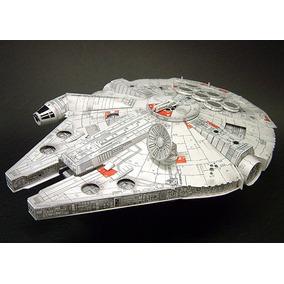 Maquete Milenium Falcon Star Wars. Voce Mesmo Pode Fazer.