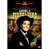 Dvd Latigo O Pistoleiro - Ed. Dublada