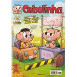 Cebolinha Revista Nº 42 Editora Panini Comics