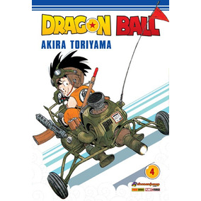 Dragon Ball - Panini - Mangá