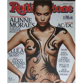 Rolling Stone No. 38 Novembro 2009 Alinne Moraes