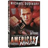 Dvd Guerreiro Americano Ninja 1 ( Dublado )