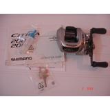Vendo Carretilha Shimano Citica 201e-made In Japan