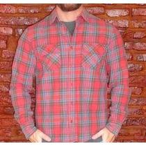 Camisa Americanino De Grueso Algodon