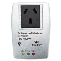 Protector De Tension Para Tv Lcd Dvd Audio 1500w Stand By