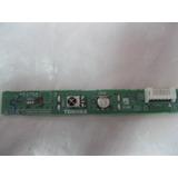Placa Sensor Tv Toshiba 42xv600