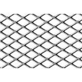 Malla Expandida Metalica Panel 1.22 Cm X 2.44 Cm X 1