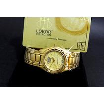 Lindíssimo Relógio Lobor