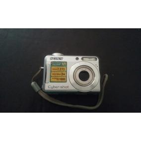 Cyber-shot Dsc-s650