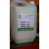 Crema De Enjuague Fragancia Almendras (ph Neutro) X 5 Litros