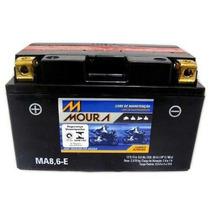 Bateria Moura Moto 12v E 8,6ah Ytz10s Hornet R1 R6 Bmw