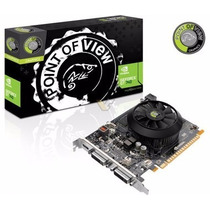Placa De Vídeo Geforce Gt 740 1gb Ddr3 128bits Point Of View