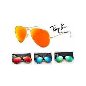 Kit Com 05 Oculos De Sol Raiban Aviador Atacado Revenda