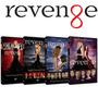 Dvd Revenge Série Completa 1ª A 4ª Temporadas