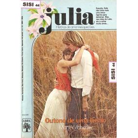 Julia Florzinha Outono De Uma Ilusão Mary Wibberley N°108