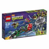Lego Tortugas Ninjas 79120 Ataque Aereo T-rawket - Nuevo