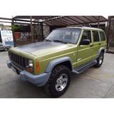Buches Jeep Cherokee Replicas En Fibra De Vidrio