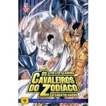 Cdz - Lost Canvas: A Saga De Hade - Mangá - Nao Temos Todos!