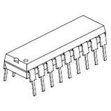 Microcontrolador Pic 16f628a I/p Microchip Super Oferta!