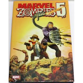 Hq Americana Marvel Zombies 5