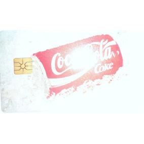 Cartão Telefônico Da Coca - Cola