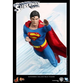 Hot Toys Superman Movie Christopher Reeves Dc Comics