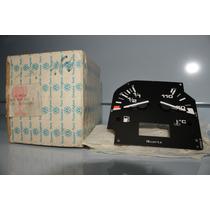 Marcador Combustivel/ Temperatura Original Vw Santana 84/96