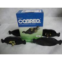 Jogo De Pastilha De Freio Cobreq Corsa 94/2001 N324