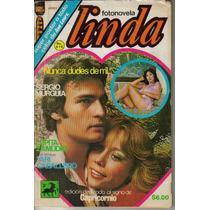 Fotonovela Linda: Serguio Munguia, Yuri Caballero, Lupita Z.