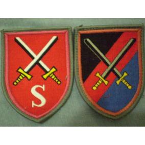 2 Patches Do Exército Alemão - Lote1