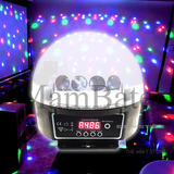 Luz Led Bar Dmx 3 Colores Rgb Strobe Discoteca Envio Gratis!
