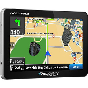 Gps Discovery Channel Nacional Tela 4,3 Mp3, Mp4 Tv Digital