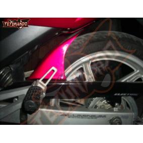 Paralama Traseiro P/ Honda Cbx Twister 250 - Carenagem