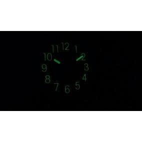 Relógio De Parede Único Que Brilha No Escuro Fluorescente