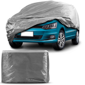 Capa Cobrir Carro 100% Impermeavél M Protetora Forrada