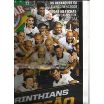 Placar -revista Poster/ Corinthians Campeão Paulista De 2013