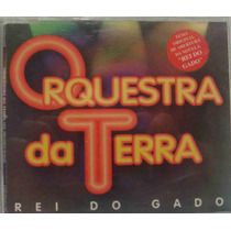 Orquestra Da Terra Cd Single Promo Rei Do Gado 1996 Novela