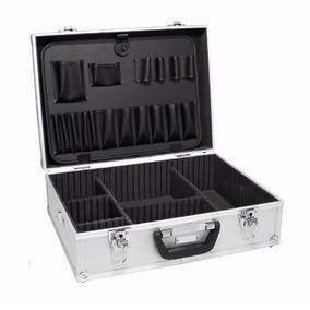 Maleta Aluminio Case Reforçada 45x32x16cm Pequenos Defeitos
