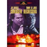 Dvd Contagem Regressiva - Jeff Bridges Original Lacrado Raro