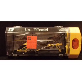 Helicóptero A Control Remoto Mini Ls -model 3.5 Canales