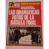 Revista Gente 882 Guerra De Malvinas Fotos Batalla 1982