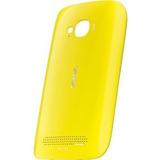 Tampa Traseira Original Nokia Lumia 710 Branca / Amarela