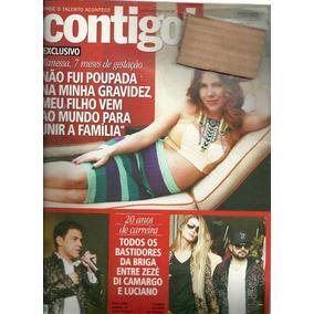 Revista Contigo 1885 - Wanessa Camargo - Bonellihq Cx419 G17