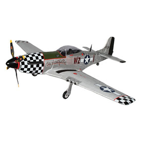 Aero P51 Big Beautiful Doll - Maxximus Hobby - 1600x1400mm E