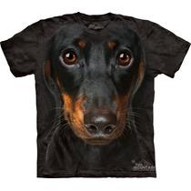 Camiseta Cão Cachorro Dachshund Importada - The Mountain
